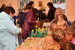 Otevření kuchyňky a vánoční jarmark v Pačejově.