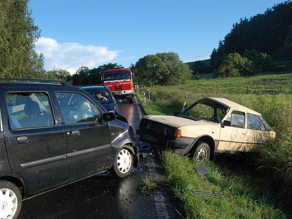 Nehoda u Kokšína