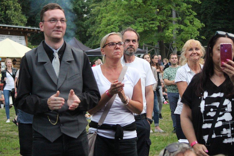 Čechomor v Sušici.