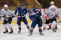 Hokej junioři KT - Litoměřice