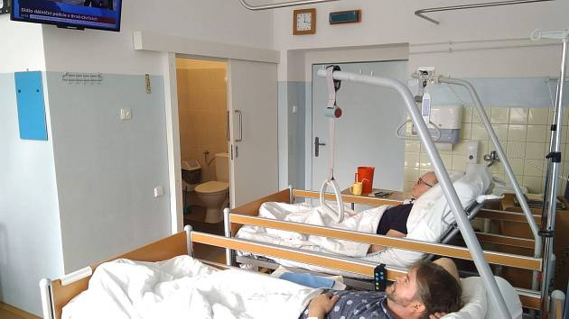 Nemocnice následné péče Horažďovice dokončila modernizaci lůžkových pokojů dostavbou sociálních zařízení.