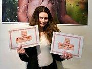 Aneta Omastová zvítězila ve fotografické soutěži.