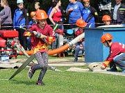 V sobotu se konala v Malé Vísce hasičská soutěž.