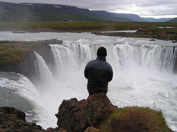 Výprava na Island