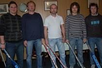 Nejlepší hráči hokejového Bohemia Lion Cupu 2008/2009.