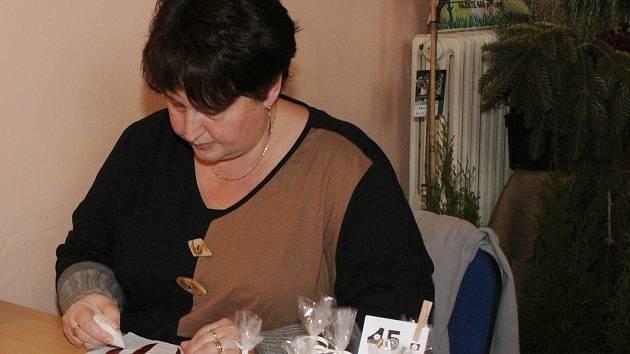Radka Grösslová bere perníkářství jako nejkrásnější řemeslo.