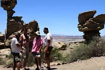Pětice cestovatelů z Klatovska se tentokrát vydala do Jižní Ameriky. Obdivovat bylo co, od přírodních krás, přes flóru a faunu až po divoké jízdy aut dakarského závodu.