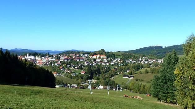 Kašperské Hory.