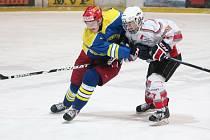 Liga juniorů: HC Klatovy - HC Kobra Praha 1:4.