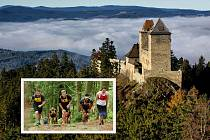 Okresní běžeckou elitu čeká víkendový dvojboj v Kašperských Horách.