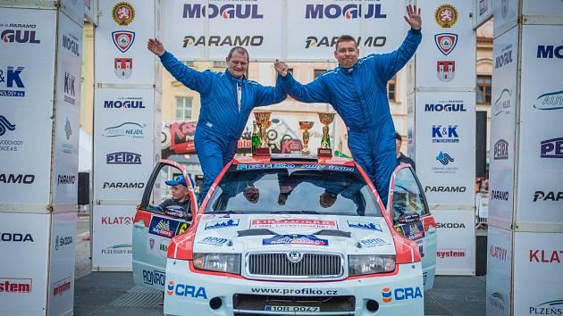 Rally Klatovy 2015.