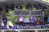 Vyznavači rockové muziky se sjedou do Sušice na ostrov Santos.