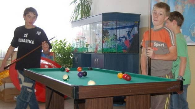 Základní škola ve Velharticích