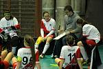 2. liga dorostenek: Sport Club Klatovy - Kanonýři Kladno 11:1.