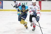 Krajská liga juniorů:HC Klatovy - HC Lužnice 12:4