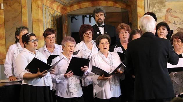 Koncert ke 155. výročí založení pěveckého sboru Prácheň