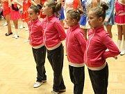Národní šampionát mažoretek 2018 v Klatovech