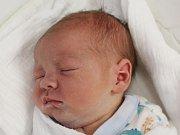 Michael Hais ze Sobětic (3770 g, 52 cm) zakřičel poprvé v klatovské porodnici 26. ledna v 16.48 hodin. Maminka Věra a tatínek Jaroslav přivítali svého syna na svět společně na porodním sále. Z brášky má radost Daniel (13).