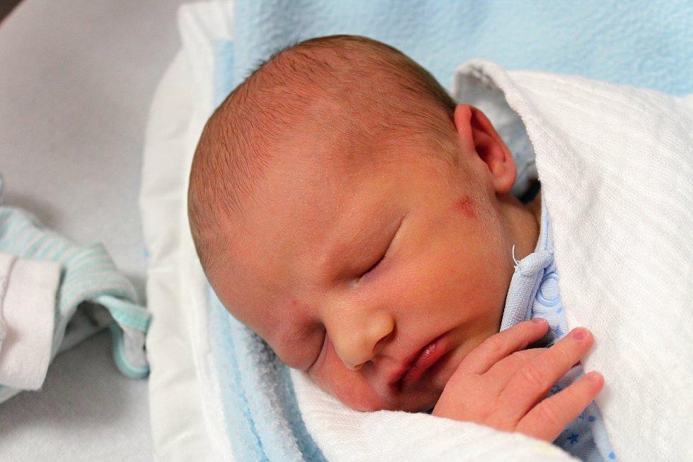 Martin Šipla z Velenov se narodil v klatovské porodnici 25. února ve 22:37 hodin (2780 g, 46 cm). Pohlaví svého druhorozeného miminka věděli rodiče Renata a Martin dopředu. Na malého brášku se doma těší Berenika (3).