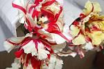 Výstava tulipánů ve Svéradicích