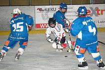 Hokej mladší žáci: HC Klatovy – HC Berounští Medvědi 1:14