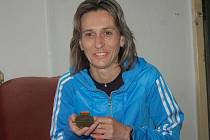 Olympionička Ivana Sekyrová.