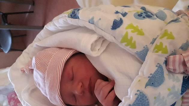Natali Fialová z Klatov (3330 g, 50 cm) se narodila v Klatovské porodnici 10. dubna v 19.41 hodin. Rodiče Věra a Tomáš přivítali prvorozenou dceru na světě společně.