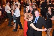 Ples okresního sdružení hasičů v Pačejově