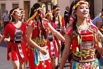 XVI. mezinárodní folklorní festival Klatovy 2009