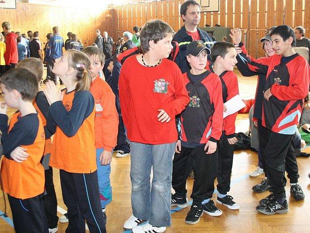 15. ročník setkání Mladých hasičů v Sušici