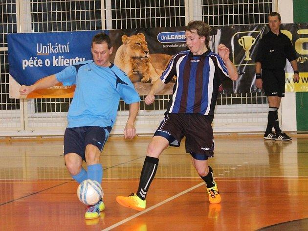 SK Chlistov  podlehl 1. FC Kdejsmemohlibejt 2:7