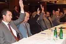 Ustavující zasedání zastupitelstva v Klatovech