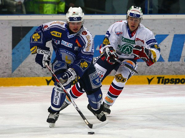 Hokej Plzeň vs. Pardubice 4:1