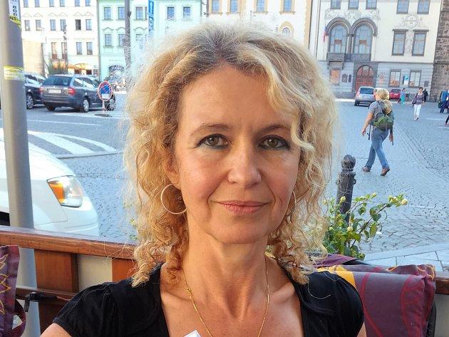 Kateřina Pojarová.