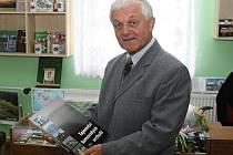 Bývalý starosta Prášil Mojmír Kabát.