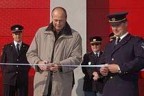 Slavnostní otevření nové hasičské zbrojnice SDH Klatovy