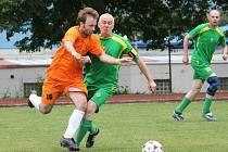 OPEN liga I. liga Vilyž team Klatovy - Norton Milence 2:2.