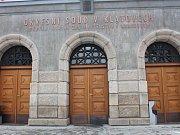 Klatovský soud. Ilustrační foto