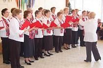 Předvánoční setkání seniorů v Klatovech