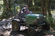 Bystřická traktoriáda 2011