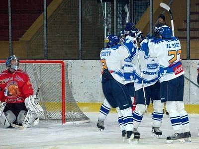 Hokejisté Klatov prohráli na domácím ledě s HC Řisuty 2:4