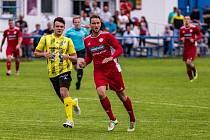 Srdce klatovského týmu Martin Janda se vrací k víkendovému zápasu v Berouně, kde jeho mužstvo vyhrálo 2:0.