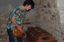 Klatovské katakomby patří tradičně mezi turisticky nejoblíbenější místa.