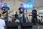 Koncert Magdy Malé, Bohuše Matuše a skupiny Chai v Nýrsku.