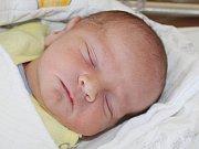 Šimon Bače ze Soustova    (3260 g, 48 cm) se narodil v klatovské porodnici 20. června ve 12. 14 hodin. Rodiče Kateřina a Roman věděli, že se jim narodí syn, kterého na světě vítali společně. Na brášku se těší Ondřej (13) a Štěpán (11).