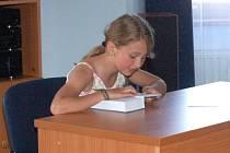 Čtenářská soutěž v klatovské knihovně
