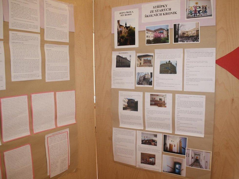 Oslavy 150. výročí založení ZŠ Klatovy, Plánická