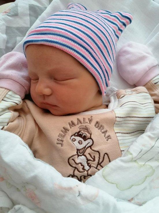 Johanka Votrubová z Valentovského mlýna v Nadrybech se narodila 25. června 2021 ve 12:59 ve FN Plzeň-Lochotín. Vážila 3650 gramů a měřila 51 cm. Maminka Kamila a tatínek Jiří jsou za ni moc šťastní.