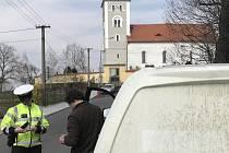 Dopravní akce TISPOL-SPEED MARATHON.