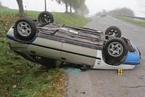Nehoda u Chmelné.